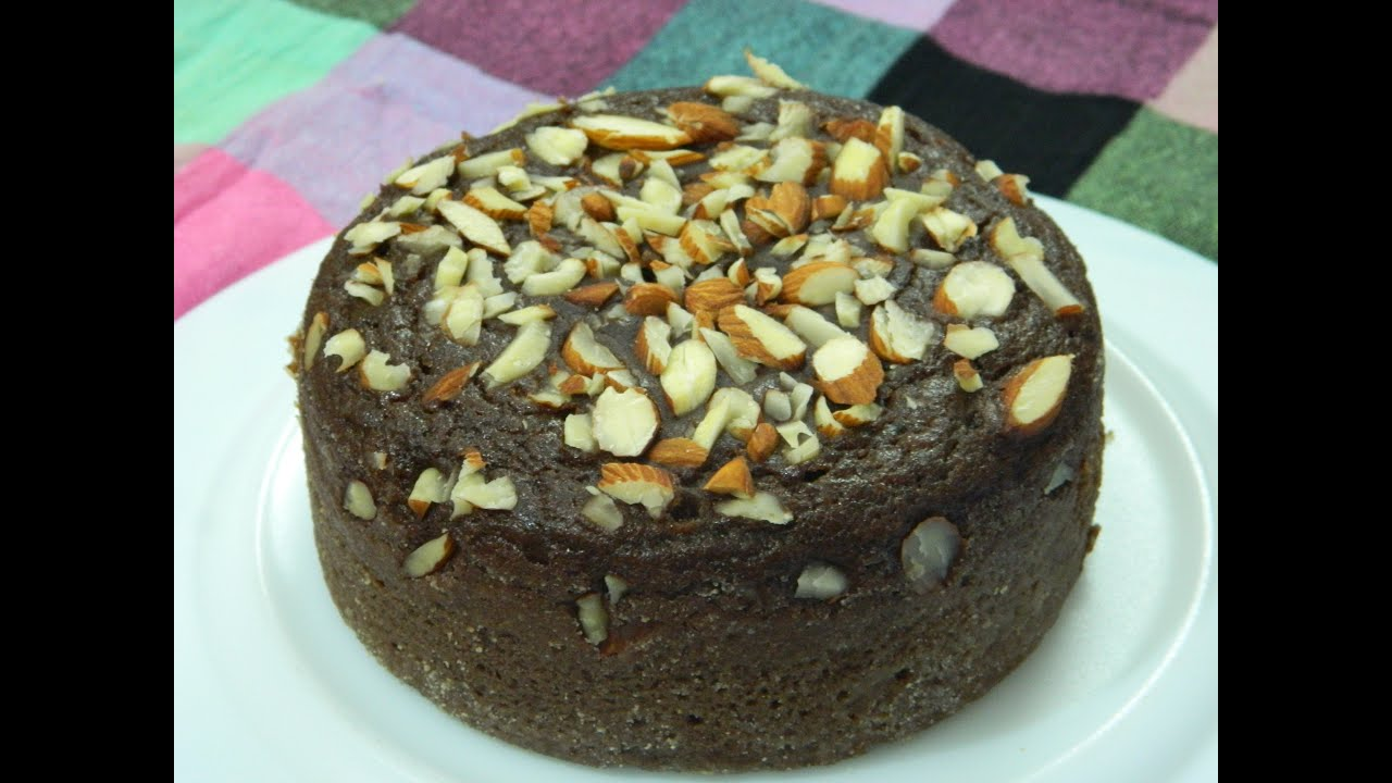 Atta Cake Recipe With Egg In Microwave