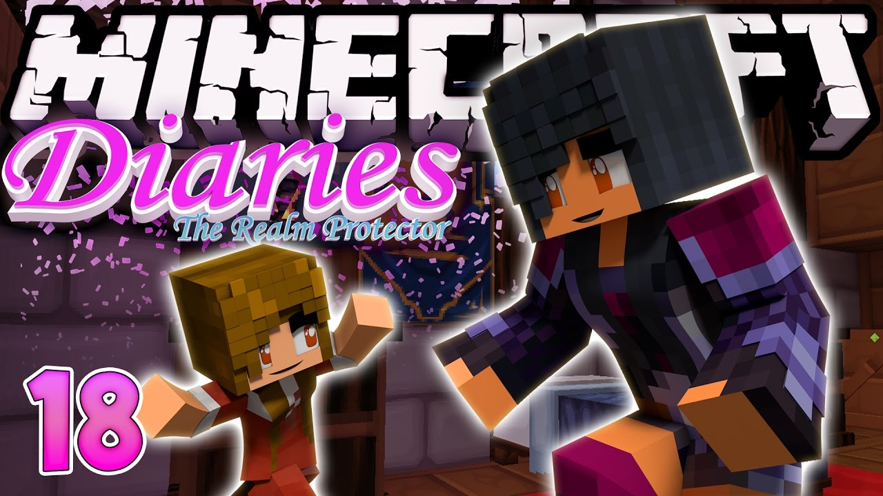 They Arent Safe Minecraft Diaries Season 3 Ep18