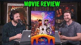 Coco - Movie Review on The Reel Review Podcast