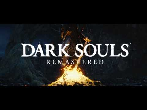 Dark Souls Remastered Announcement Trailer