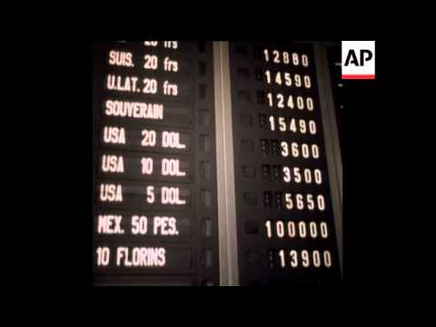 SYND 17 5 73 BOURSE GOLD MARKET