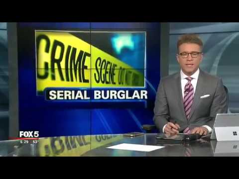 Police have new evidence in hunt for serial burglar