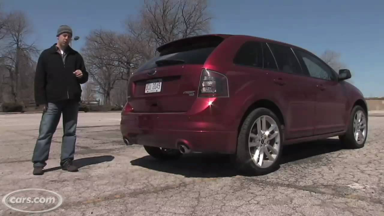 2009 Ford Edge Video Review