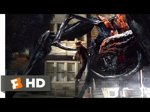 Spiders 3D (8/12) Movie CLIP - The Spider Queen Hits New York (2013) HD