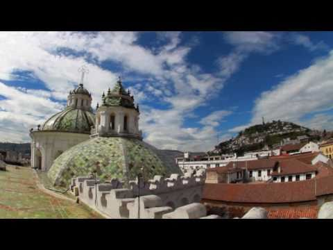 Quito - A Journey Through Art & History