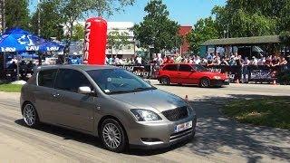 Toyota Corolla TS vs Honda Civic