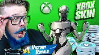 EXCLUSIVE XBOX ONE SKIN! C'EST RÉEL ? -FortNITE