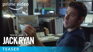 Tom Clancy's Jack Ryan - Teaser: Presidents | Prime Video