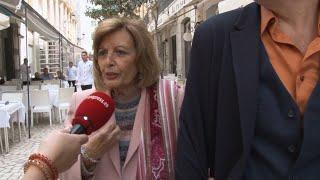 María Teresa Campos no opina de Pantoja en Supervivientes