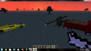 Como Instalar Carros,Aviones Y Armas Minecraft 1.5.2