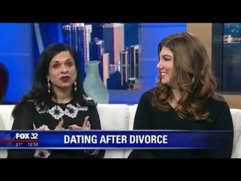 dating after divorce or being widowed can