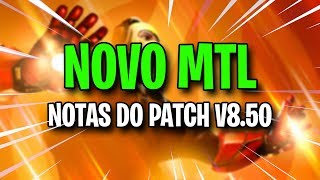 NEUE AVENGERS MLT-PATCH HINWEISE V 8.50-Fortnite Battle Royale
