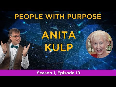 S1E19 - People With Purpose - Anita Kulp