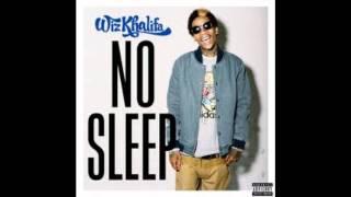 Wiz Khalifa - No Sleep (Lyrics)