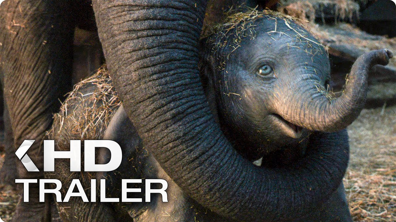 Download DUMBO All Clips & Trailers (2019)