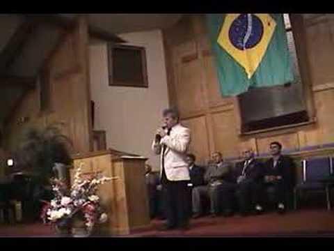 """Tiao Lima Cantor E Compositor """"Deus E Maior"""""""