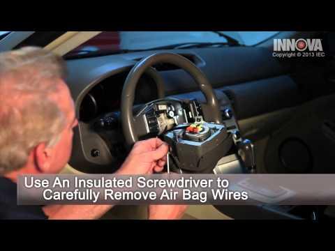 How to change Steering Angle Sensor - 2005 Infiniti G35