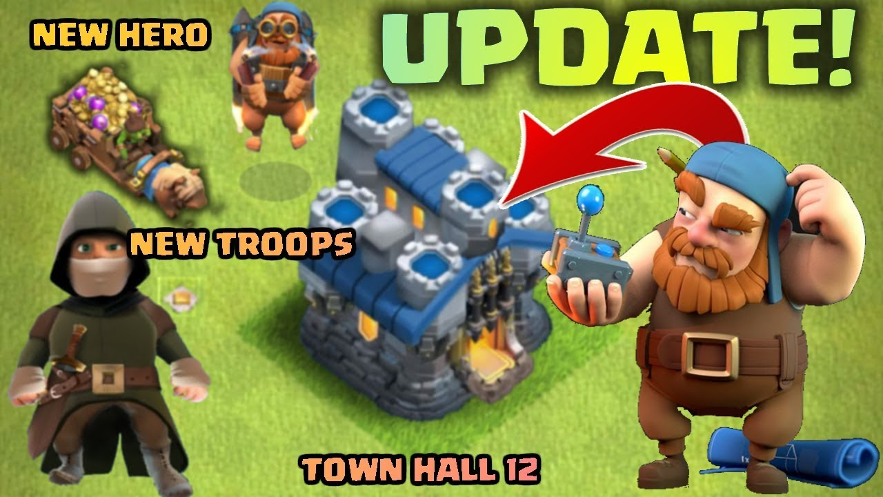 clash of clans upcoming update concept new troops hero. Black Bedroom Furniture Sets. Home Design Ideas