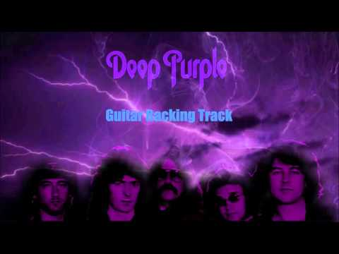 Deep Purple - Wasted Sunset [Guitar Backing Track]