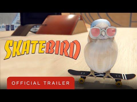 SkateBIRD - Official Rooftop Trailer