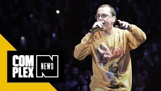 'Ultra 85' Isn't Logic's Last Album: 'I Was Just F*cking With Everybody'