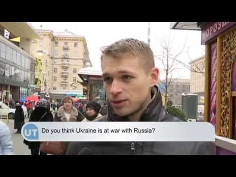 Ukrainian Opinion: Do you think Ukraine is at war with Russia?