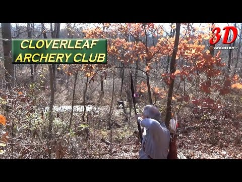 3D Archery - Clover Leaf Archery Club