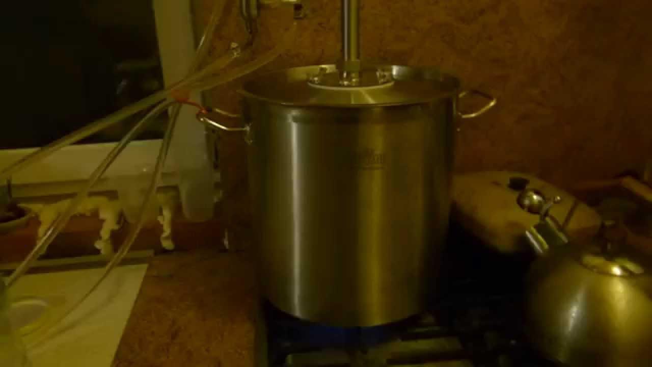 Смотреть как сделать самогонный аппарат самогонный аппарат от сан саныча купить