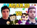 VEGETTA 777 VS WILLYREX BATALLAS LEGENDARIAS DE AGAR.IO