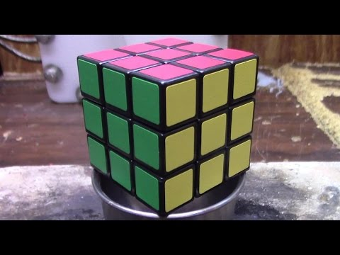 Can't Solve A Rubik's Cube? Try This