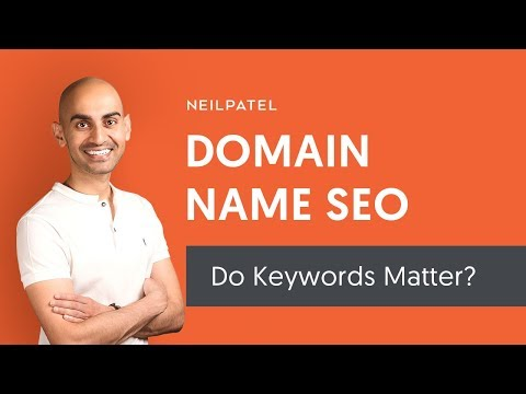Should Your Domain Name Contain Keywords to Boost SEO Rankin