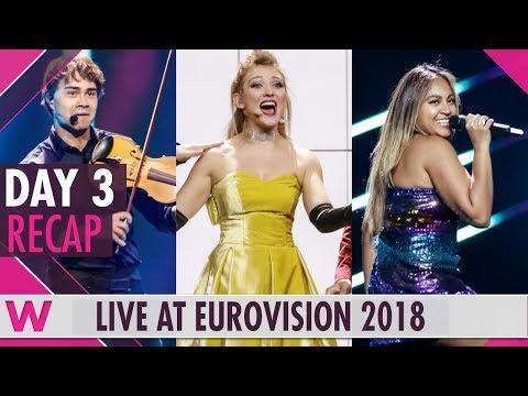 Eurovision 2018: First rehearsals winners & losers Day 3 (Review) | wiwibloggs