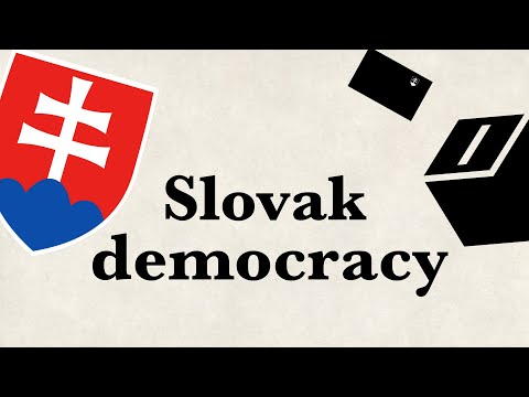 Slovak elections & democracy explained