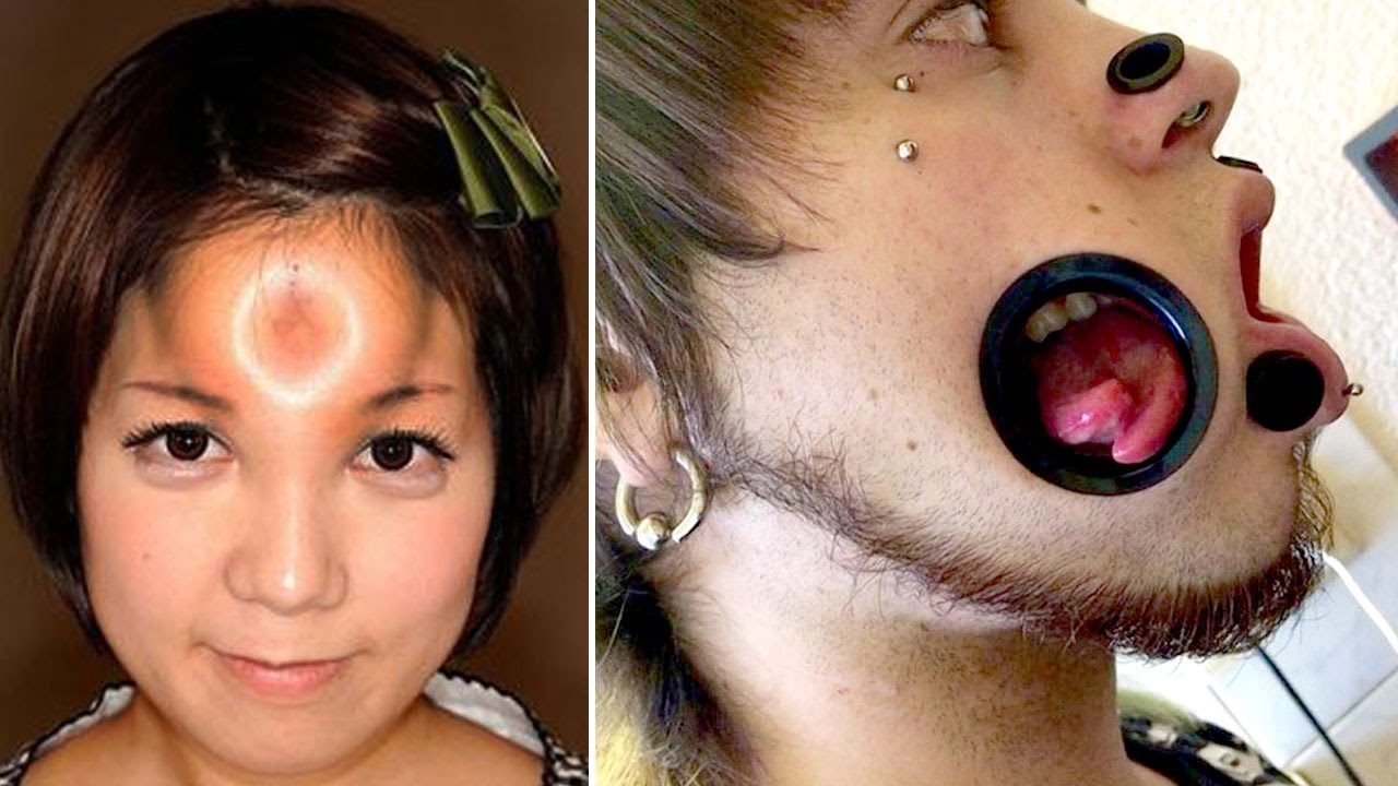 20 Shocking Body Modifications That Actually Exist