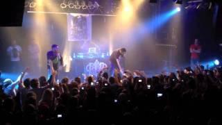 FARD und DJ O-SUN LIVE -- INVICTUS TOUR 2012