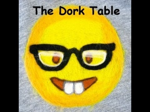 2016-12-12 - The Dork Table - eXtra - FREE ENERGY