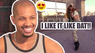 LISA X CRAZY - 'X ACADEMY TEASER VIDEO #3 REACTION
