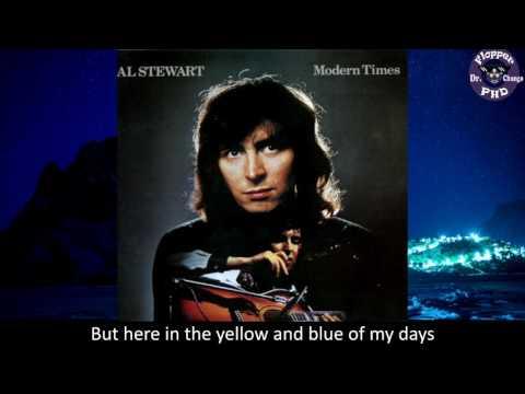 Sirens of Titan -  Al Stewart |Lyrics|