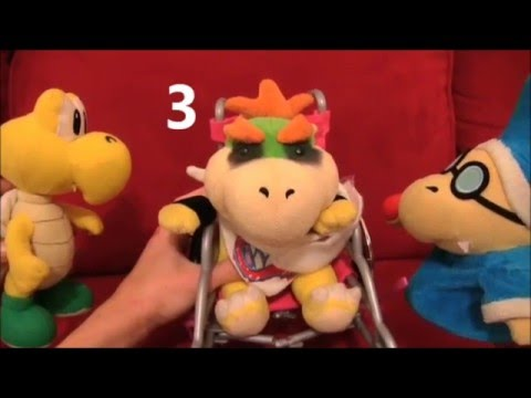 SML Clip: Bowser Junior Saying the N word! (Edited)
