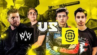 THE FUNNIEST RIVALRY IN COD IS BACK!! **FIRST TIME** SCRIMMING NEW YORK SUBLINERS! (COD: MW)