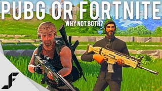 Which is better, PUBG or Fortnite?