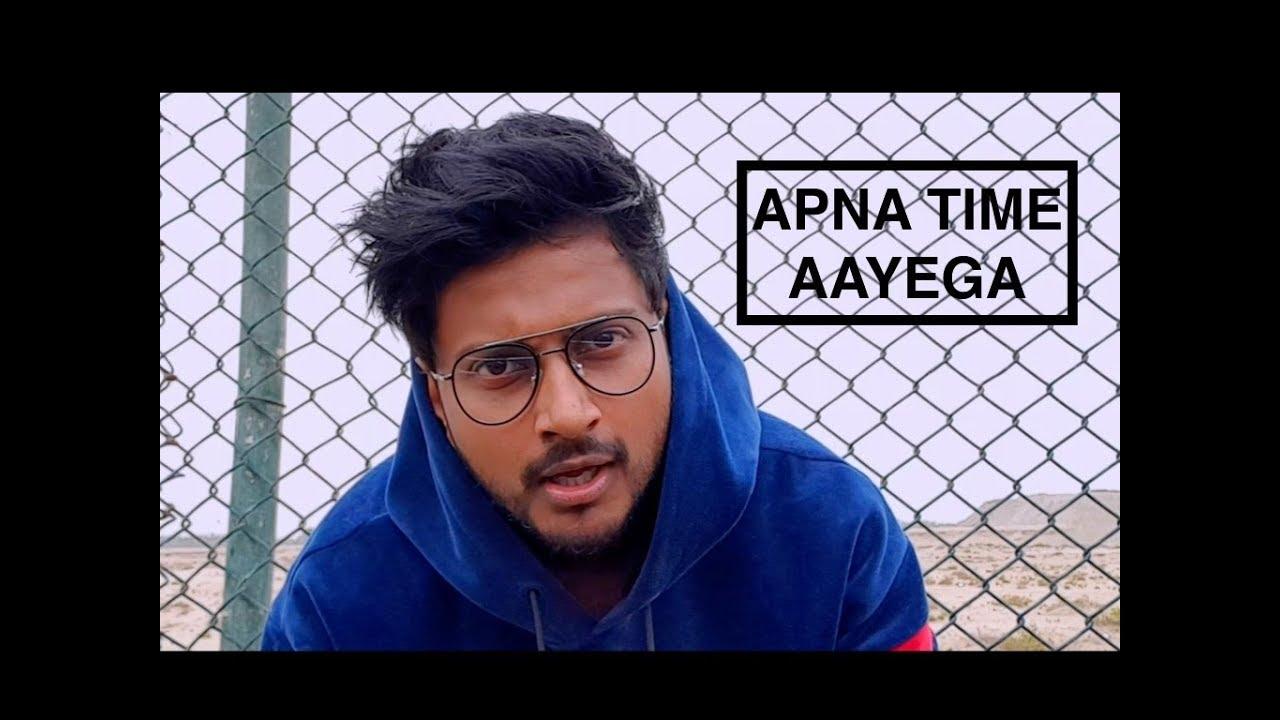 Apna Time Aayega Cover Hindi/Arabic Mix by Ahmad Al Kaashekh