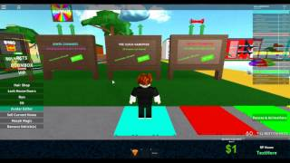 Spamming and Annoying Roblox Players