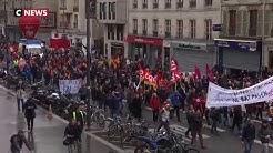 Grève du 19 décembre : des manifestations dans toute la France