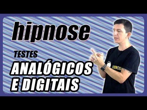 Hipnose - Como fazer os testes ANALÓGICOS e DIGITAIS usando dedos magnéticos ou mãos magnéticas