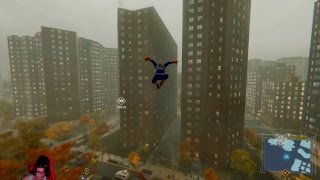 Ps4 the amazing spider- man absolutely amazing game