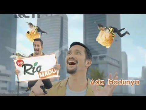 Iklan Teh Rio - Bee Man, Ada Gula Ada Semut, Tora Sudiro 30sec (2017)