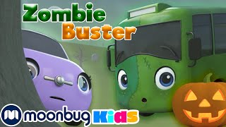 ZOMBIE Buster At The Carwash   Go Buster!   Full Magic Stories and Fairy Tales for Kids