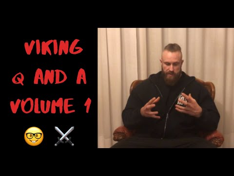 Viking Q And A Volume 1