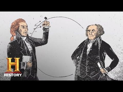 Thomas Jefferson & John Adams History's Biggest Frenemies? Join or Die with Craig Ferguson | History